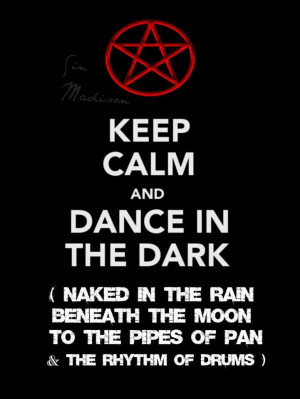 ... Greenman Cernunnos/Herne the Hunter...Keep Calm Dance in the Dark