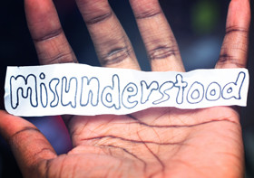 Quotes about Misunderstood