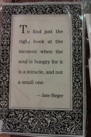 ... Steger Libraries, Book Worms, Reading, Miracle, Quotes, Jane Steger