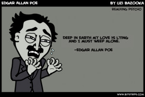 Home Quotes Edgar Allan Poe Quotes Insanity