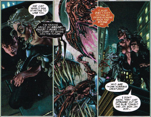 Symbiote Black Cat Felicia Hardy