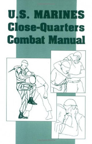 Marines Close-quarter Combat Manual
