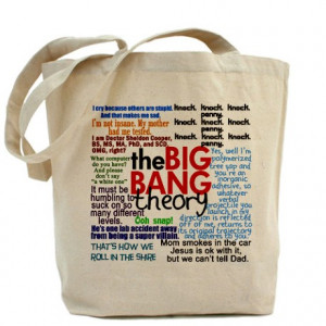 Big Bang Gifts > Big Bang Bags & Totes > Big Bang Quotes Tote Bag