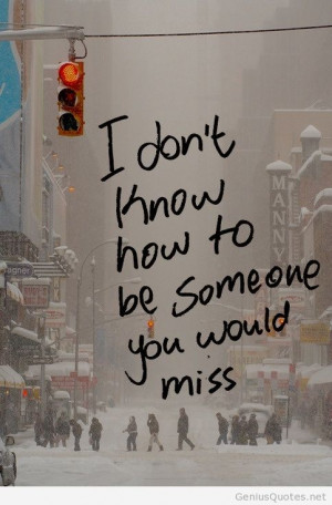Inspirational picture quotes with missing someone