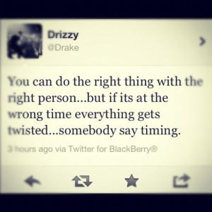true #twitter #drake #drizzy #quote #llove (Taken with instagram )
