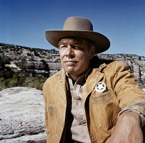 George Kennedy. Famous for his