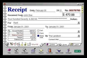 Image of Receipt