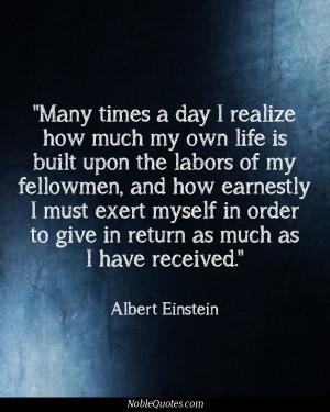 Funny Albert Einstein Quote