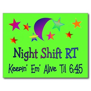 night_shift_rt_funny_respiratory_therapy_gifts_postcard ...