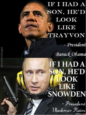 Quote To Quote Obama vs. Putin MEME 2015