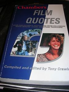 Chambers-Film-Quotes-1992-Paperback