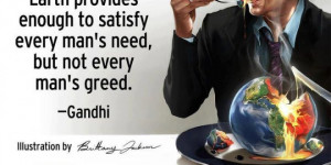 Home > Inspirational People > Motivational Quote by Mahatma Gandhi