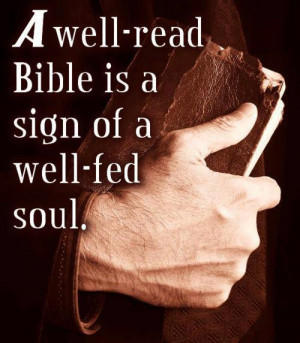 The Life-Giving Medicinal Properties of God's Word