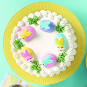 Dairy Queen Easter cake!: Weeks Cake, Creative Cake, Dq Cake, Dairy ...
