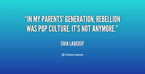Quotes About Rebellion