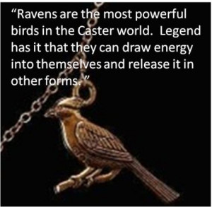 Raven Quote from Beautiful Creatures - beautiful-creatures Photo