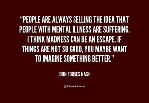 John Forbes Nash Quotes Preview quote