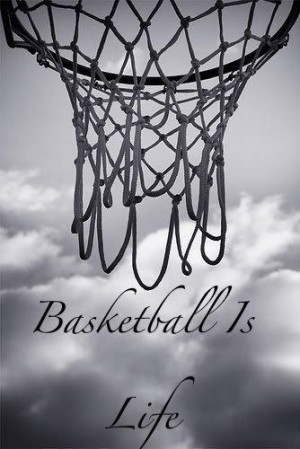 Basketball isn't just a sport to me ; it's my ecstasy !