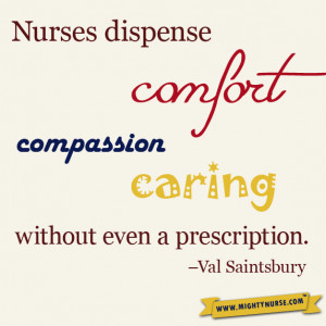 nurse is such an amazing experience, take a look at our nurse quotes ...