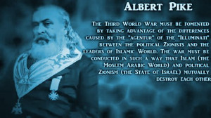 The 3 World Wars of Freemasonry Forecast by Albert Pike