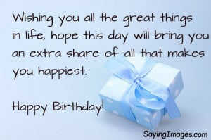 Happy birthday wishes messages & card