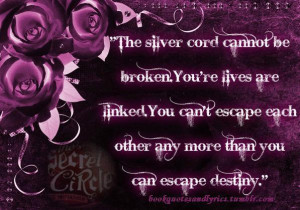 The Secret Circle Quotes