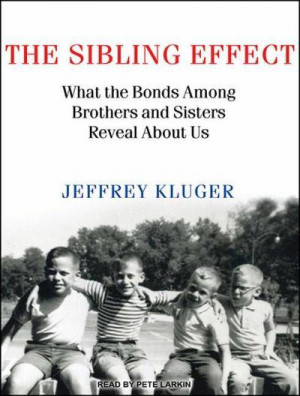 ... Sibling Effect is an eye-opener and life-changing in how I view my