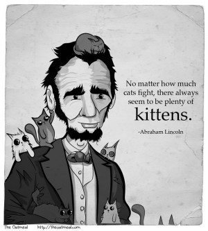 Abe Lincoln Was Right