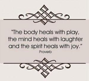 body mind spirit saying quote soul inspiration