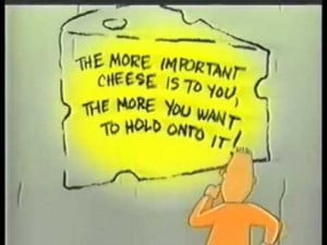 Who Moved My Cheese – Dr. Spencer Johnson