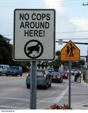 Compilation of funny cop pics - 70 Pics