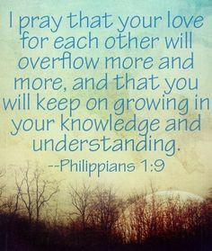 Couple Bible Verses
