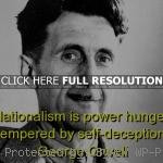 , best, quotes, sayings, wisdom, brainy george orwell, best, quotes ...