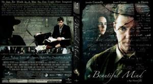 Beautiful Mind Dvd Cover A beautiful mind