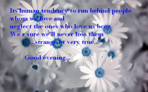 Good Evening Love Quotes Good evening quotes