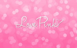 Love Pink Wallpaper and iPad Pack for ThePinkLover by cupcakekitten20