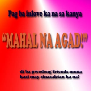 tagalog quotes banner tagalog message for facebook size 250 x 250 ...