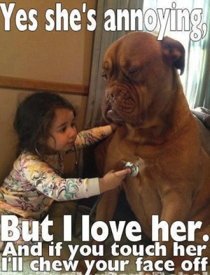 So funny and cute – LOL!