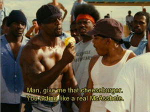 mcasshole # funny # longest yard # quotes 168 notes