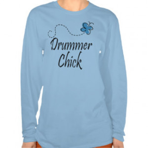 Funny Drummer Quotes T-shirts & Shirts