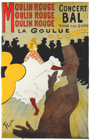 Arts Everyday Living: Toulouse-Lautrec—Artistic Companion of the ...