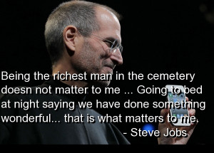 Steve Jobs Quotes Sayings...