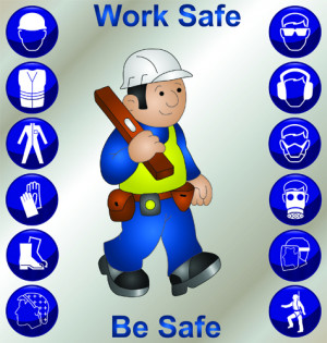 Office workers might see workplace safety as a minor factor in their ...
