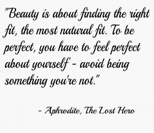 What's My Favorite Beauty Quote?