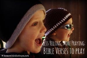 Prayer Warrior Bible Verses