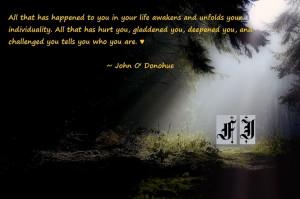 John O'donohue Anam Cara http://pinterest.com/pin/308074430730139804/