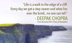 deepak chopra More