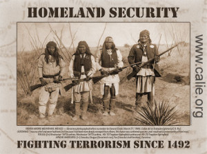 SIERRA MADRE MOUNTAINS, MEXICO — Geronimo pictured with braves ...