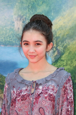 Rowan Blanchard has been added to these lists