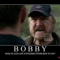 Supernatural Bobby Singer Quotes